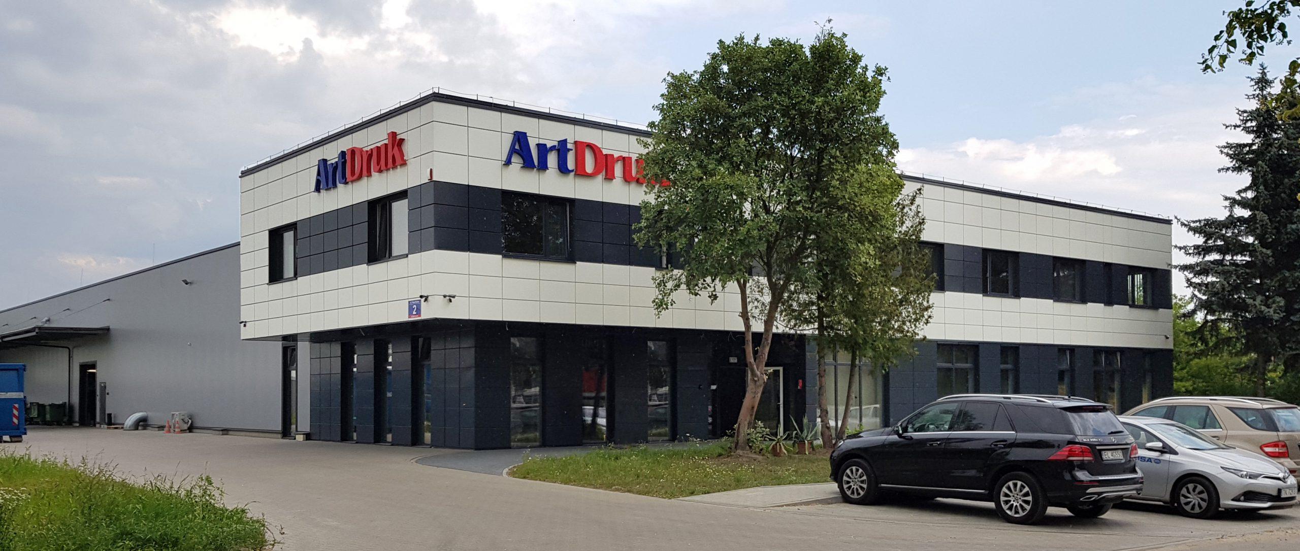 Artdruk Kobyłka 2018