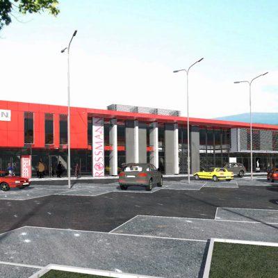 Centrum Handlowe Zduńska Wola 2010