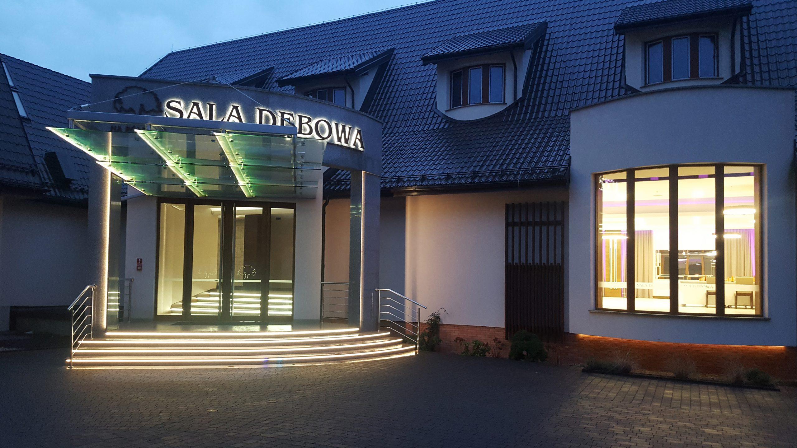 Hotel Półboru Sieradz
