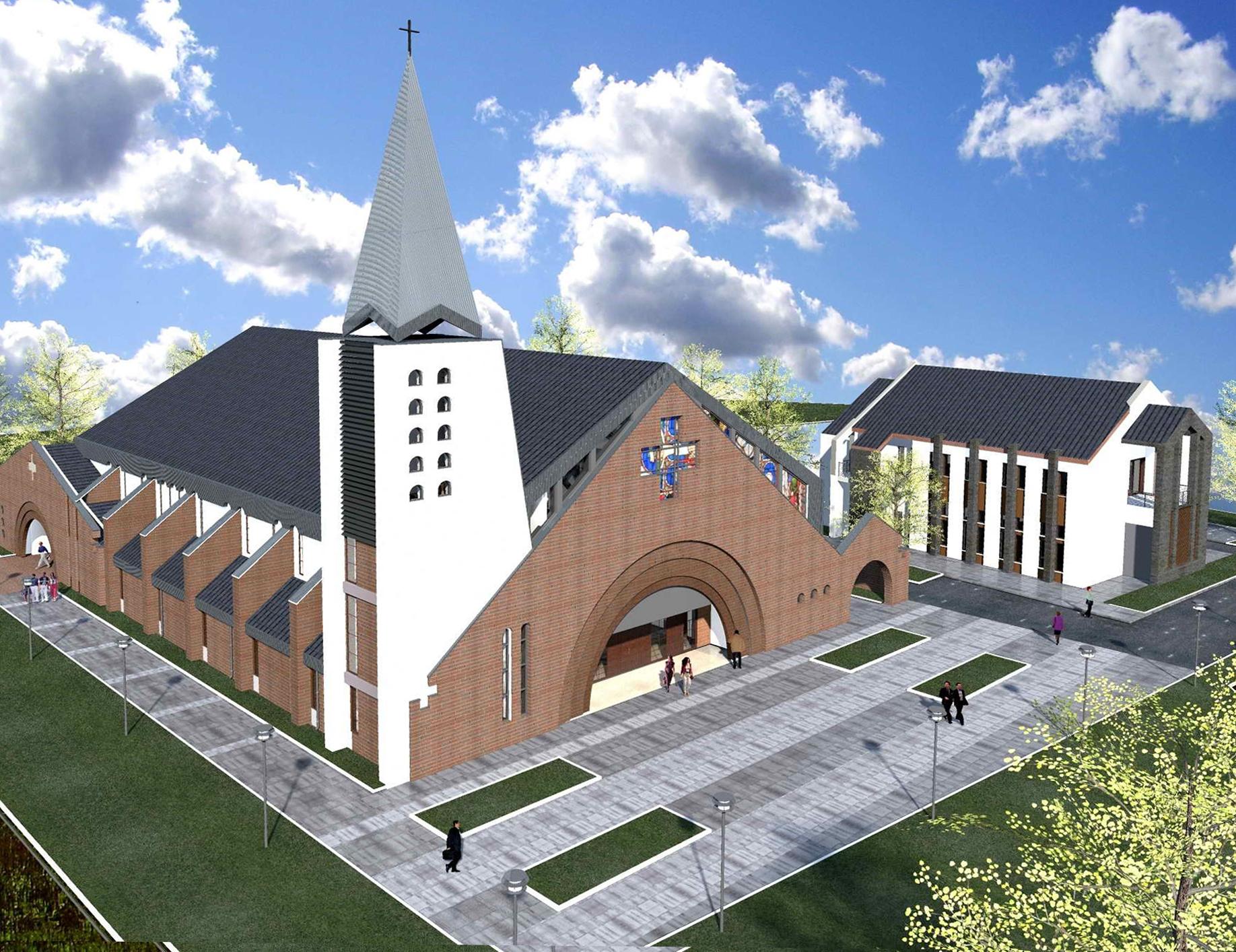 Kościół Zduńska Wola