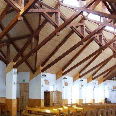Kościół Łask Wiewiórczyn