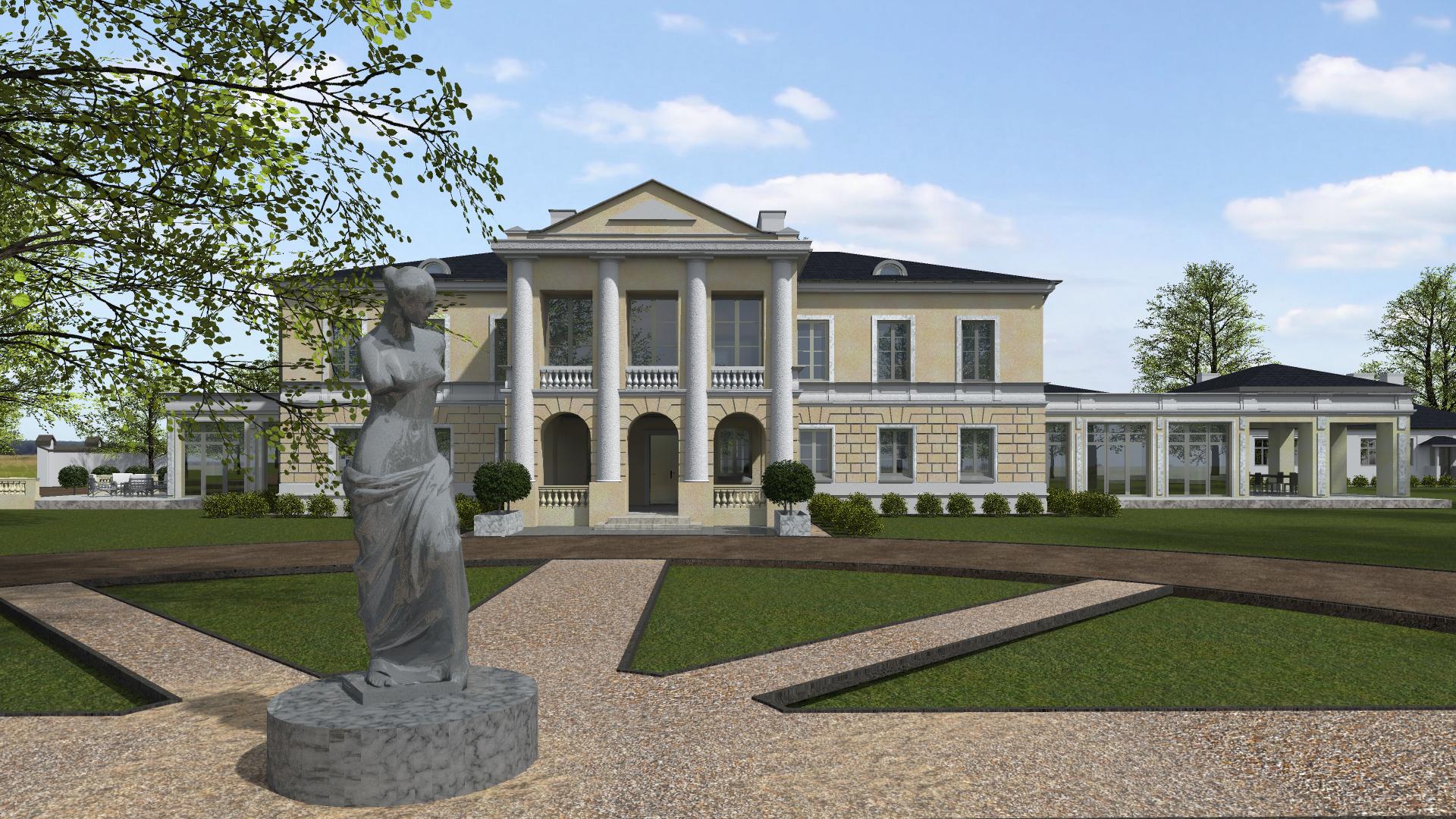 Pałac Krasickich Zegrze
